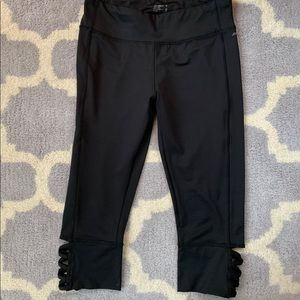 Jockey - black leggings